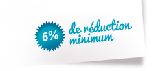6% De Reduction