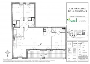 Plan de vente appartement 141